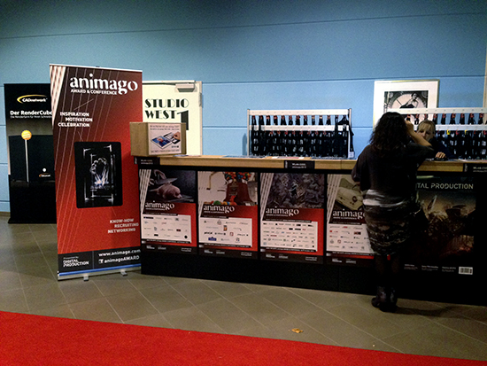 animago award & conference 2013