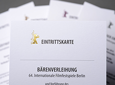 Berlinale 2014 Invitations